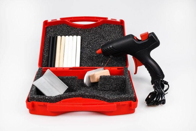 Smart Repair Set mini 3 lightweight construction small