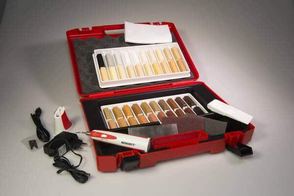 Kofferset 40 mit Akkuschmelzer