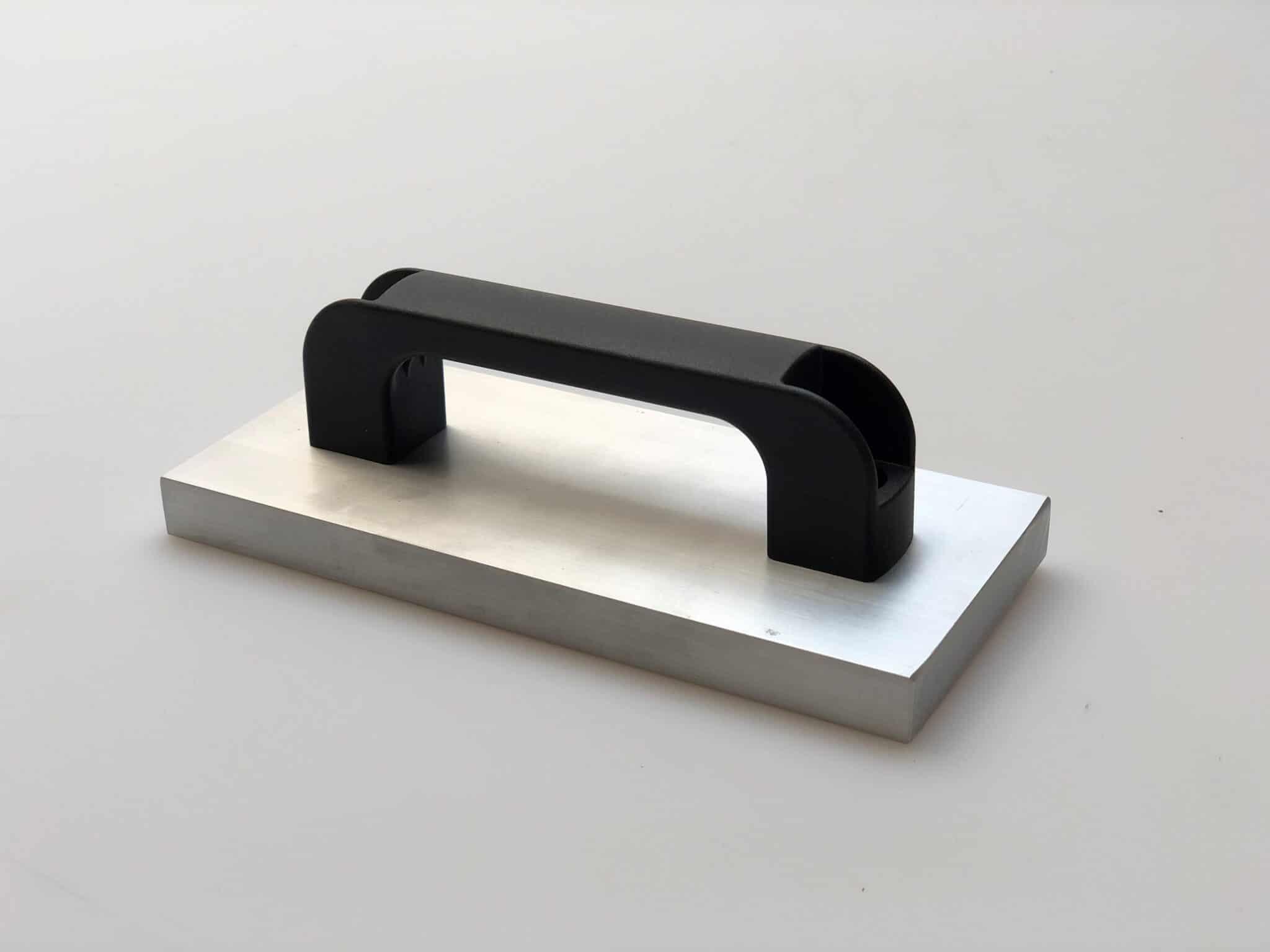 Aluminiumabkühlblock rechteckig Art. Nr. 133.500