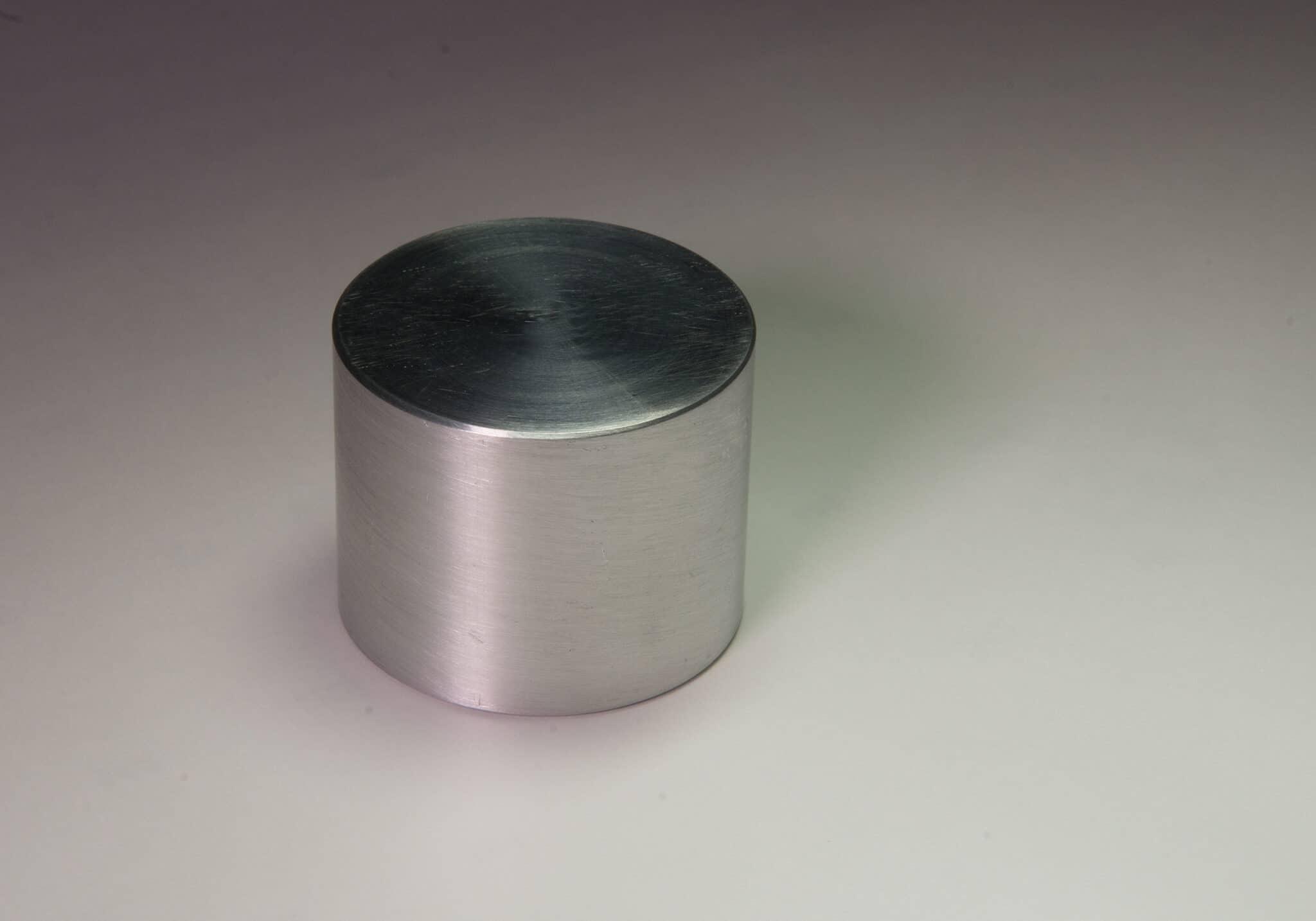 Bloc à refroidir d'aluminium rond Art. No. 133.503
